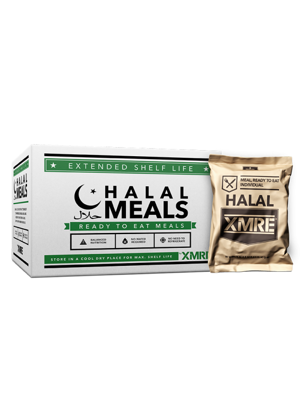 XMRE Halal Meal Ready to Eat