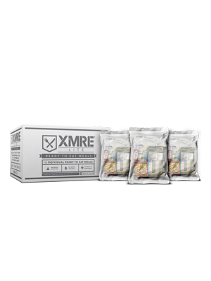 XMRE Lite MRE Meal Ready to Eat